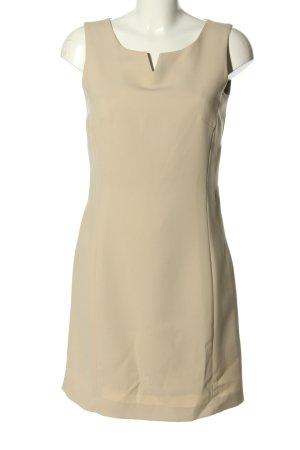 Aust Robe courte crème style d'affaires