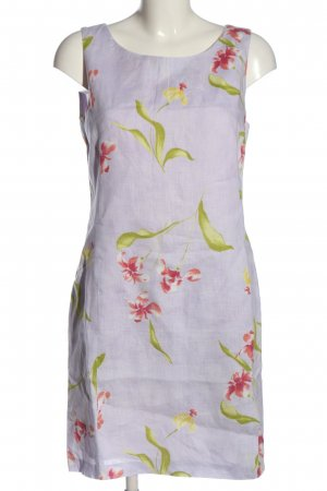 Aust Robe d'été imprimé allover style décontracté