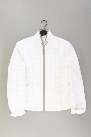 Aust Pikowana kurtka w kolorze białej wełny Poliester