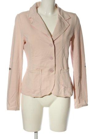 Aust Blazer sweat rosa-argento stile casual