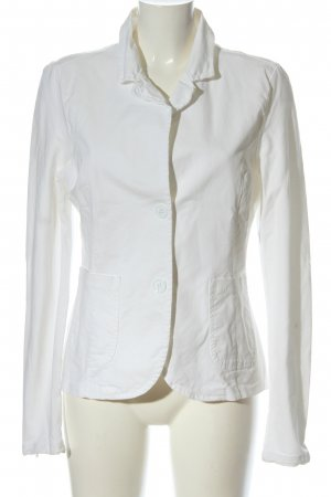 Aust Blazer sweat blanc style d'affaires