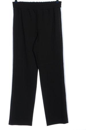 Aust Pantalon de jogging noir style athlétique