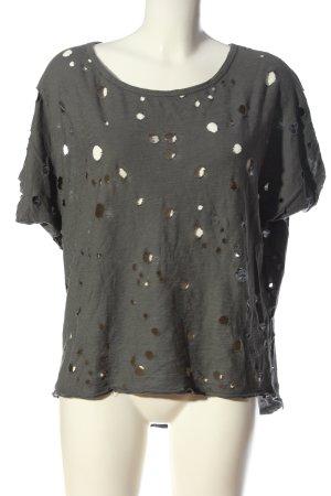 Aust T-shirt cachi stile casual