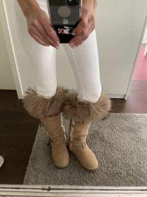 Australia Luxe Collective Winter Boots beige