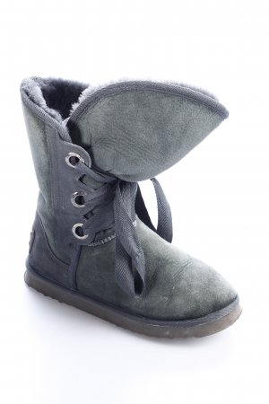 Australia Luxe Collective Boots slate-gray casual look leather
