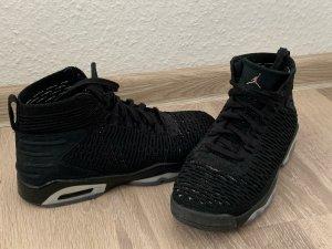 Air Jordan Sneaker stringata nero-azzurro