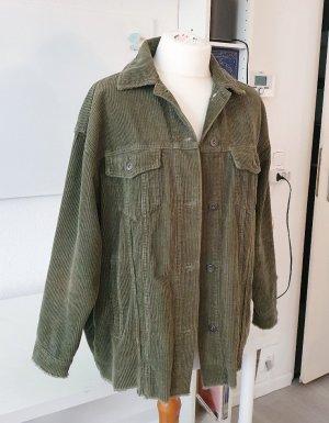 Ausverkaufte Zara Cord-Jacke wie neu