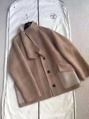 Hermès Outdoor Jacket bronze-colored