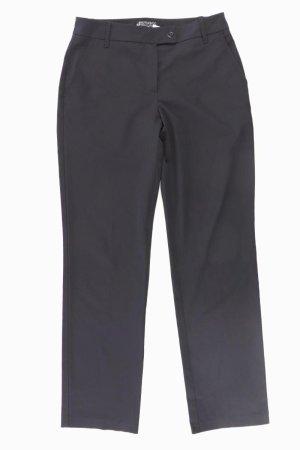 Authentic Anzughose Größe 38 schwarz aus Polyester