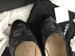 Authentic Chanel Ballerinas Gr.41,5