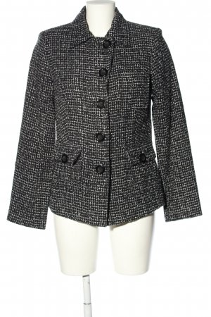 Authentic Clothing Company Klassischer Blazer black-white abstract pattern
