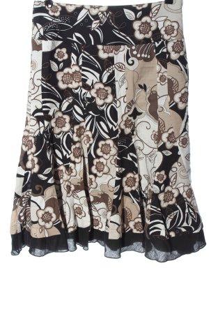 Authentic Clothing Company Spódnica z wysokim stanem Na całej powierzchni