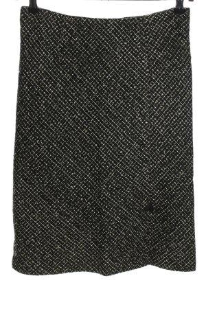Authentic Clothing Company Tweedowa spódnica czarny Na całej powierzchni