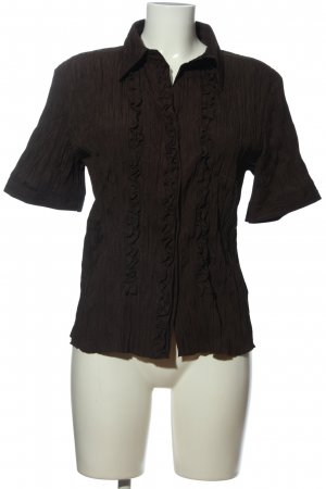 Authentic Shirt Blouse brown business style