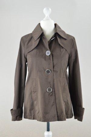 Authentic Between-Seasons Jacket dark brown-brown