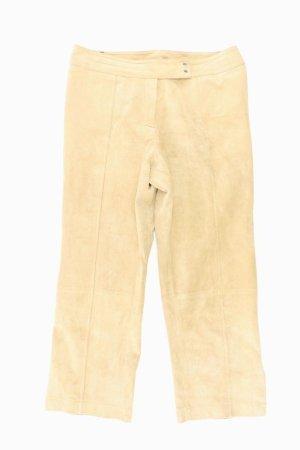 Authentic Skórzane spodnie Wielokolorowy Skóra