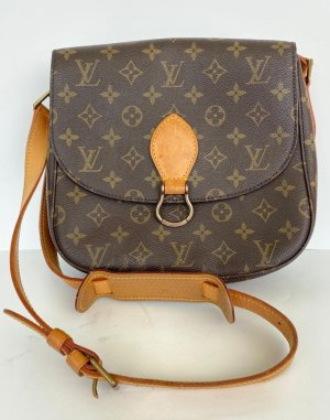 Authentic Louis Vuitton Monogram Mini St.Cloud Shoulder Bag