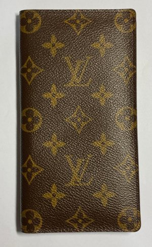 Authentic Louis Vuitton vintage long credit card wallet