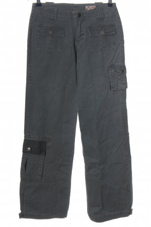 Authentic Style Cargo Pants light grey casual look