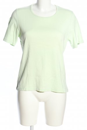 Authentic T-Shirt green casual look