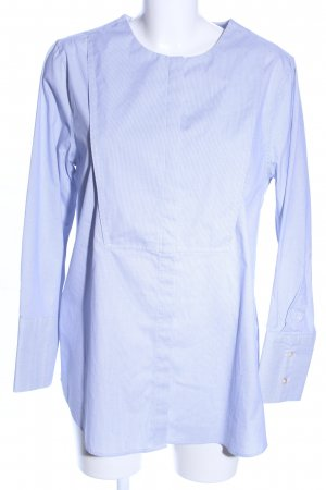 Autograph Oversized Blouse blue-white allover print casual look