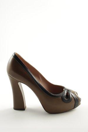 Autre Chose High Heels braun Elegant