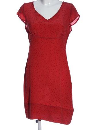 Autre Chose Robe chemisier rouge style décontracté