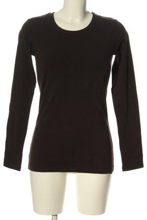 Autumn Magic Basic Shirt black casual look