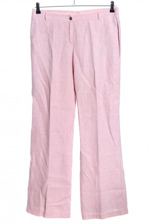 Ava Woman Leinenhose pink Webmuster Business-Look