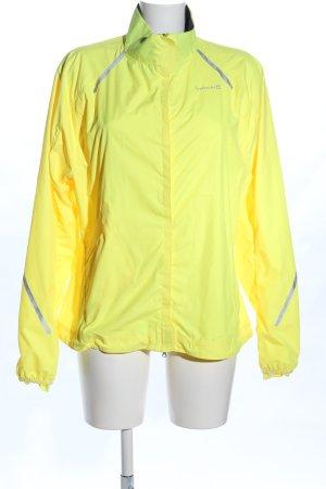 Avalanche Cortaviento amarillo pálido estilo deportivo