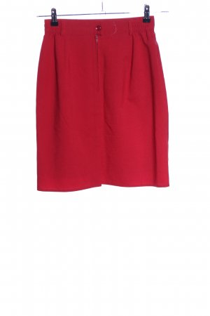 Avance Creation Pencil Skirt red casual look