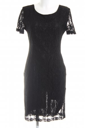 Avance Creation Lace Dress black business style
