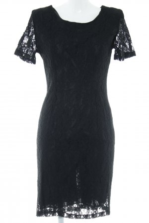 Avance Creation Lace Dress black party style