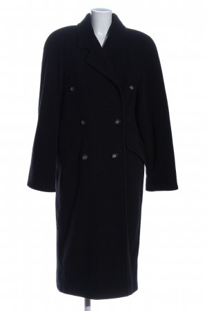 Avance Creation Wool Coat black casual look