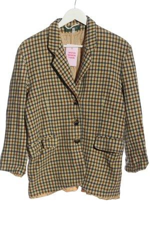 AVANCE Tweed Blazer check pattern casual look
