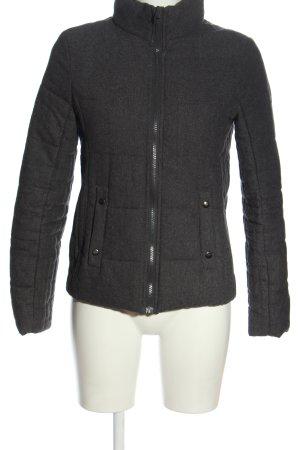 Avant Première Short Jacket light grey flecked casual look