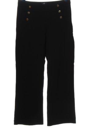 Avant Première Pantalone jersey nero stile casual