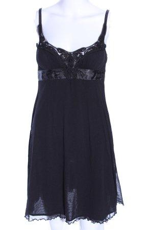 Avanti Pinafore dress blue elegant