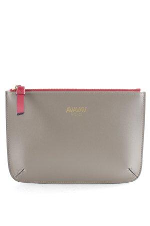 AVAVAV Firenze Mini Bag light brown leather
