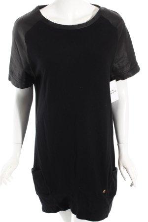 Avelon Robe noir style décontracté