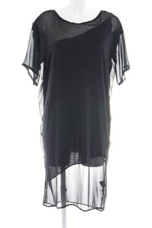 Avelon Shirtkleid schwarz Elegant