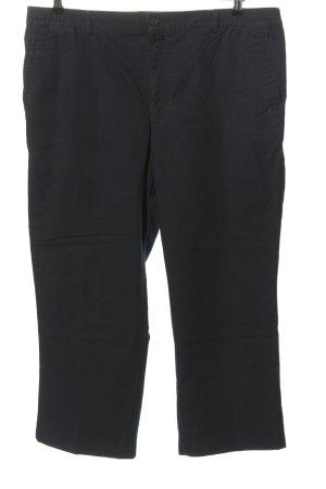 Avena 3/4 Length Trousers black casual look