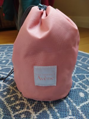 Travel Bag anthracite-pink