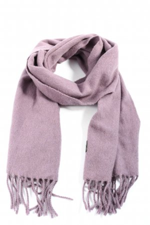Avenue Foch Sciarpa in cashmere rosa stile casual