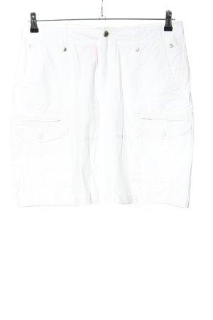 Avirex Bermuda bianco stile casual