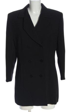 Avitano Lange blazer zwart zakelijke stijl