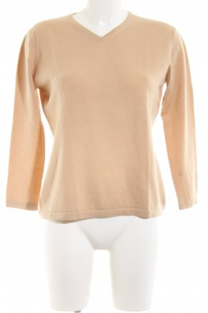 Avitano Wollpullover creme Casual-Look