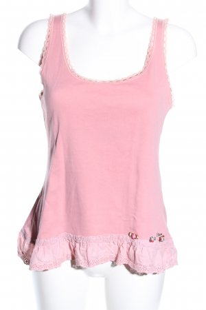 Avoca Tank Top pink casual look
