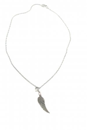 Avon Collier Necklace silver-colored casual look