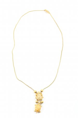 Avon Collier Necklace gold-colored casual look